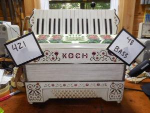 Koch 48 bass piano #421