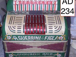 A. Guerrini AD 3V #234